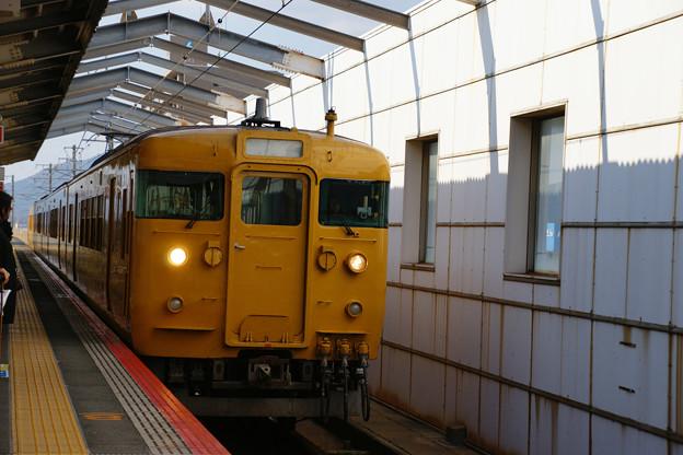 山陽本線 防府駅ホームにて_04