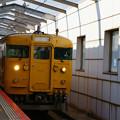 Photos: 山陽本線 防府駅ホームにて_04