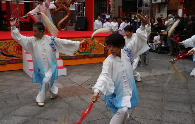 太極拳 神戸華僑総会太極拳協会_09