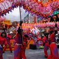 Photos: 龍舞 神港橘高等学校龍獅団_08