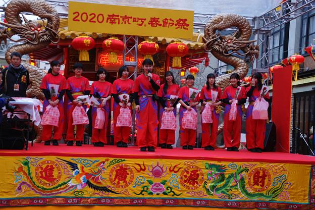 Photos: 神港橘高等学校龍獅団卒業生_02