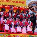 Photos: 神港橘高等学校龍獅団卒業生_03