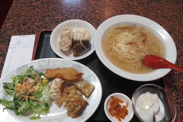 北京菜館 飲茶セット