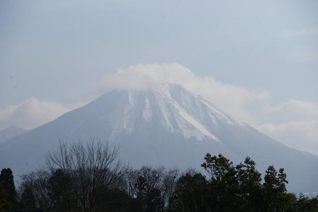 大山PAから大山
