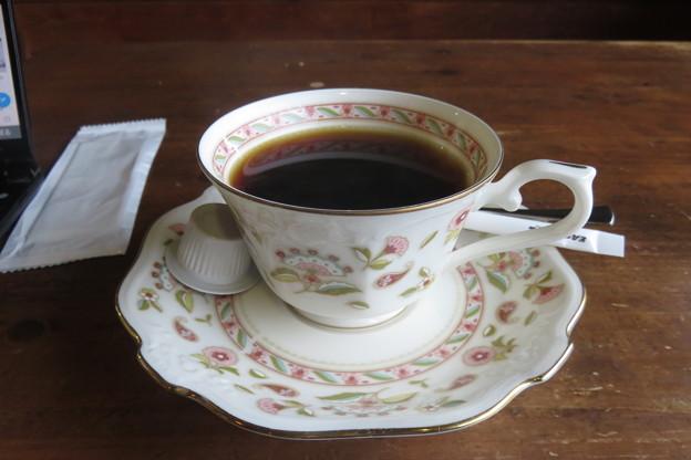 カランコロン ホットコーヒー