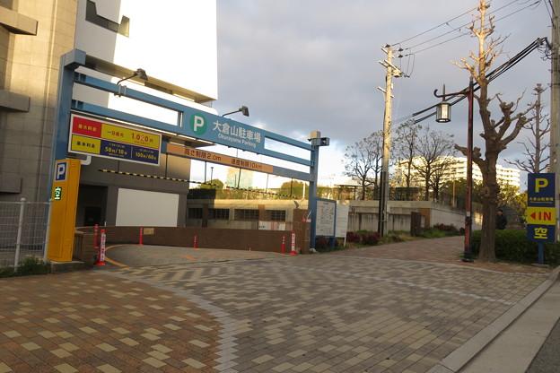 大倉山駐車場_01
