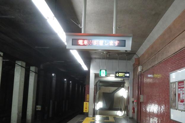 花隈駅 電車が到着します_01