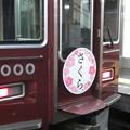 Photos: 阪急電車 さくら