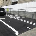 Photos: 平面駐車場 供用開始