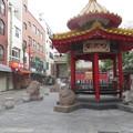 Photos: 南京町広場のマスクたち_01