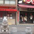 Photos: 南京町広場のマスクたち_03