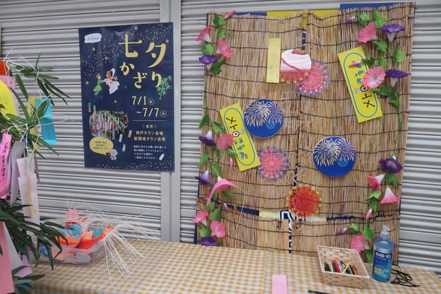 七夕かざり 新開地_02