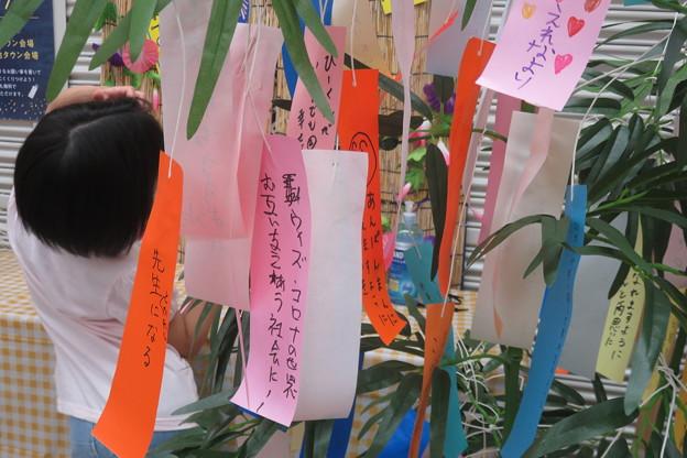 七夕かざり 新開地_05