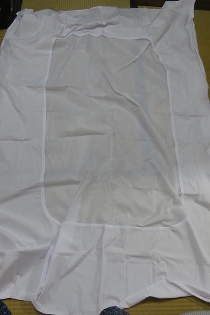 羽毛布団カバー