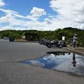 Photos: つくはら湖 駐車場