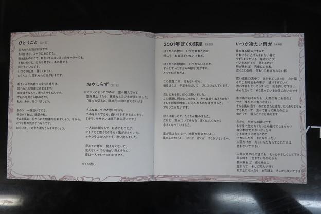 Photos: イルカ 原石時代 歌詞紹介_04
