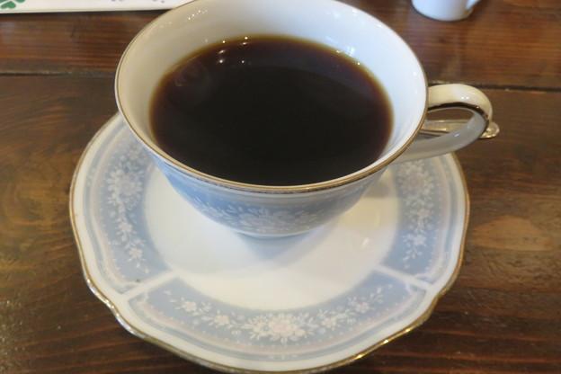 Photos: 花のコーヒーカップ_02