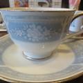 Photos: 花のコーヒーカップ_03