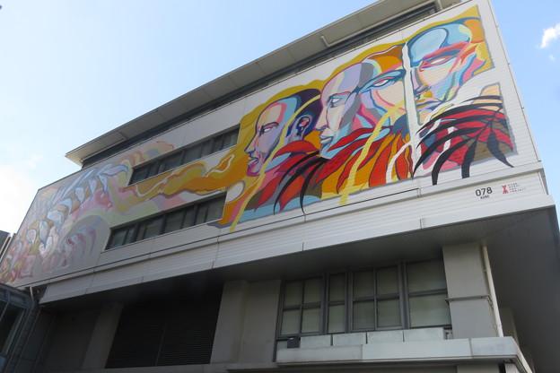 神戸市役所2号館壁画_04