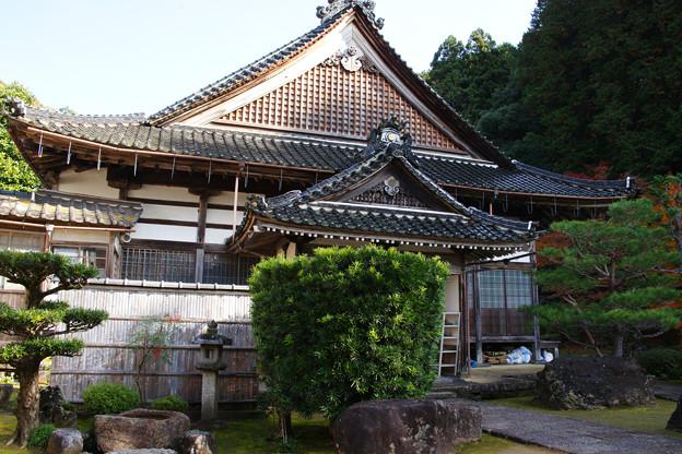 宗鏡寺 本堂