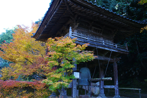 宗鏡寺 願いの鐘