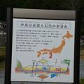 日本一低い分水嶺