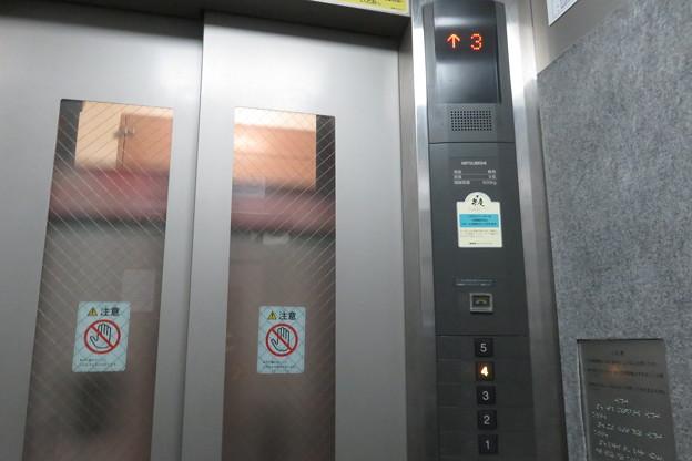 UR58棟 エレベーター_02