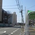 Photos: 市バス 名谷南センター前バス停