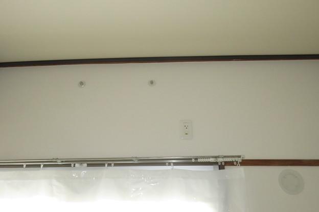 Photos: UR内覧 6畳間 エアコン設置