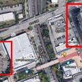 Photos: UR駐車場航空写真