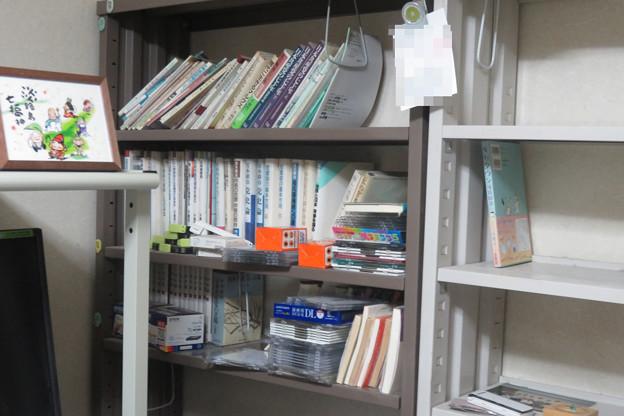 引っ越し 未整理本棚
