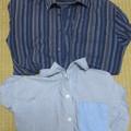 ポケットの小さいシャツ