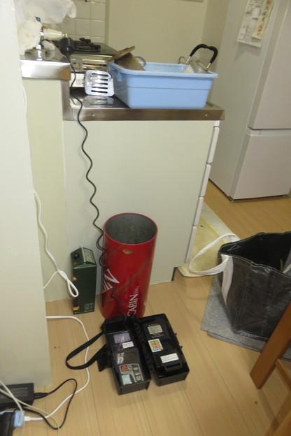 大阪ガス点検