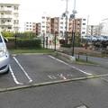 UR駐車場の駐車枠_01
