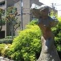 大倉山 緑と彫刻の道_03