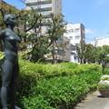 大倉山 緑と彫刻の道_01