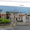 雨の日の神戸地方裁判所