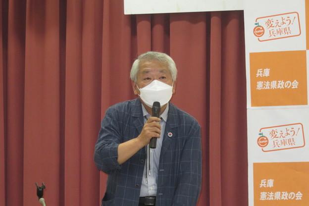津川代表幹事会見