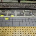 名谷駅ホームドア 工事準備_04