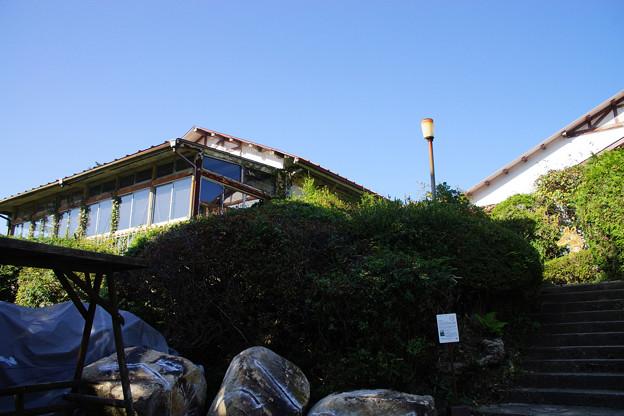 旧パルナッソスの休憩小屋