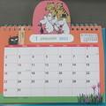 Photos: ムーミンカレンダー2022_04