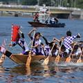 Photos: 相生ペーロン祭 海上の部2013