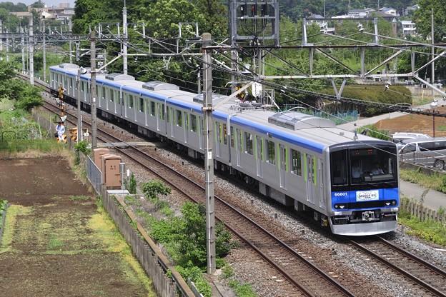 東武野田線60000系