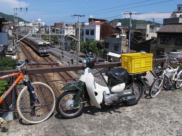 カブと電車