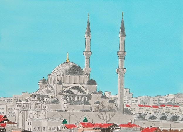 ファーティフ・モスク