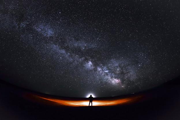 Photos: 我的星空