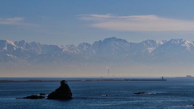 立山連峰 3