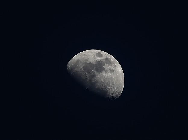 Photos: 2014年4月9日の月 IMG_7162 (2)