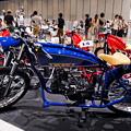 Photos: 謎の男 #003 SNAKE MOTORS K-16_ブルー