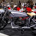 Photos: 謎の男 #003 SNAKE MOTORS K-16_シルバー